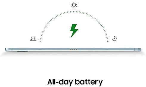"Samsung Galaxy Tab S6- 10.5"" 128GB, Wifi Tablet - SM-T860NZAAXAR, Mountain Gray 11"
