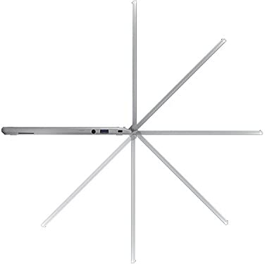 Acer Chromebook R 11 Convertible, 11.6-Inch HD Touch, Intel Celeron N3150, 4GB DDR3L, 32GB, CB5-132T-C1LK, Denim White 2