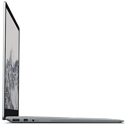 "Microsoft Surface Laptop (1st Gen) D9P-00001 Laptop (Windows 10 S, Intel Core i5, 13.5"" LED-Lit Screen, Storage: 128 GB, RAM: 4 GB) Platinum 4"