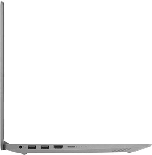 "2020 Lenovo IdeaPad Laptop ComputerAMD A6-9220e 1.6GHz 4GB Memory 64GB eMMC Flash Memory 14"" AMD Radeon R4 AC WiFi Microsoft Office 365 Platinum Gray Windows 10 Home 2"