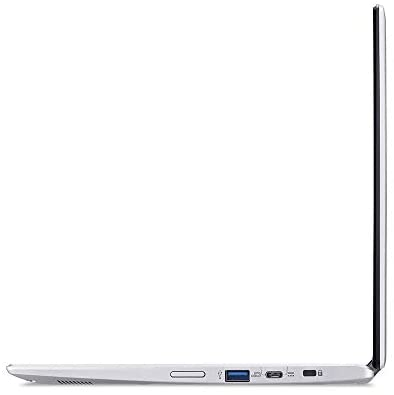 "2020 Acer Chromebook Spin 311 2-in-1 11.6"" HD Touchscreen Laptop Computer, Intel Celeron N4000, 4GB RAM, 64GB eMMC, Intel UHD Graphics 600, Wi-Fi, Bluetooth, USB-C, Chrome OS, Silver, 128GB USB Card 7"