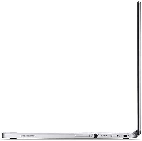 Acer R13 13.3in Convertible 2-in-1 FHD IPS Touchscreen Chromebook - Intel Quad-Core MediaTek MT8173C 2.1GHz, 4GB RAM, 64GB SSD, Bluetooth, HDMI, Chrome OS (Renewed) 7