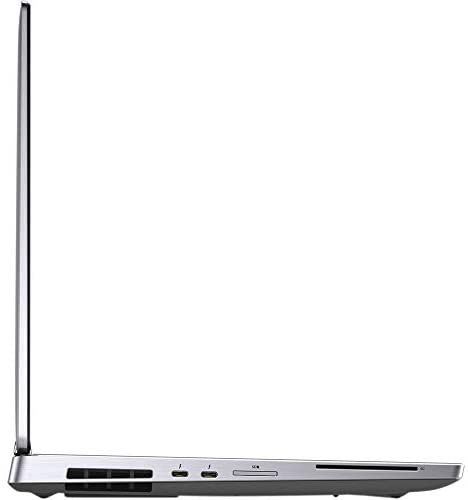 "Dell Precision 7540 15.6"" IPS FHD (1920x1080) Mobile Workstation Business Laptop (Intel 6-Core i7-9850H, Quadro T2000, 32GB DDR4, 1TB SSD) Thunderbolt 3, Mini-DP, RJ-45, Windows 10 Pro 6"