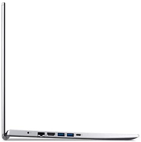 "Acer Aspire 5 A517-52-59SV, 17.3"" Full HD IPS Display, 11th Gen Intel Core i5-1135G7, Intel Iris Xe Graphics, 8GB DDR4, 512GB NVMe SSD, WiFi 6, Fingerprint Reader, Backlit Keyboard 10"