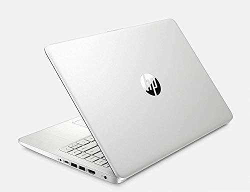"2021 Newest HP 14"" HD Touchscreen Laptop Computer, AMD Ryzen 3 3250U up to 3.5GHz (Beat i5-7200U), 8GB DDR4 RAM, 256GB SSD, WiFi, Bluetooth, HDMI, Webcam, Remote Work, Windows 10 S, AllyFlex MP 4"