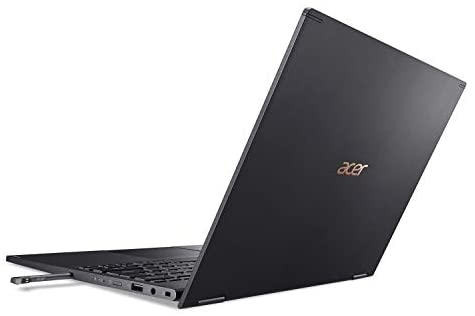 """Acer Spin 5 Convertible Laptop, 13.5"""" 2K 2256 x 1504 IPS Touch, 10th Gen Intel Core i7-1065G7, 16GB LPDDR4X, 512GB NVMe SSD, Wi-Fi 6, Backlit KB, FPR, Rechargeable Active Stylus, SP513-54N-74V2 6"""