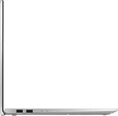 "2020 ASUS VivoBook 15 15.6"" FHD Laptop computer Pc, AMD Ryzen 5-3500U Processor, 12GB RAM, 512GB PCIe SSD, AMD Radeon Vega 8 Graphics, Webcam, HDMI, USB-C, Home windows 10, Silver, 32GB Snow Bell USB Card 2"