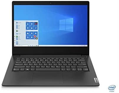 Lenovo Ideapad 3 81WA00B1US Intel Pentium Gold 6405U Dual Core Processor 4GB RAM 128GB Solid State Drive HD LED Backlit Anti-Glare Display 8