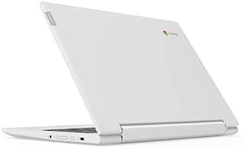 Lenovo Chromebook C330 2-in-1 Convertible Laptop, 11.6-Inch HD (1366 x 768) IPS Display, MediaTek MT8173C Processor, 4GB LPDDR3, 64 GB eMMC, Chrome OS, 81HY0000US, Blizzard White 6