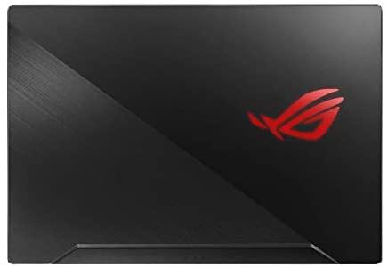 "ROG Zephyrus M Thin and Portable Gaming Laptop, 15.6"" 240Hz FHD IPS, NVIDIA GeForce RTX 2070, Intel Core i7-9750H, 16GB DDR4 RAM, 1TB PCIe SSD, Per-Key RGB, Windows 10 Home, GU502GW-AH76 (Renewed) 6"