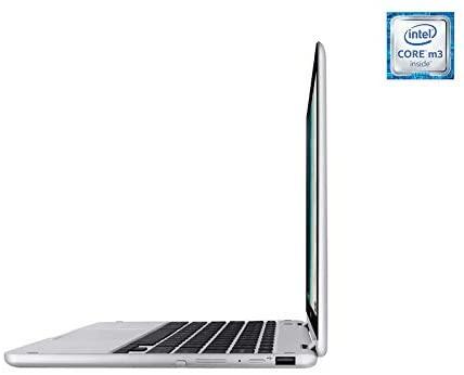 2021 Samsung Chromebook Plus V2 12.2 Inch FHD 1200P Touchscreen 2-in-1 Laptop, Intel Core m3-7Y30, 4GB RAM, 64GB eMMC, WiFi, Webcam, Chrome OS + NexiGo 32GB MicroSD Card Bundle, Pen Included 6