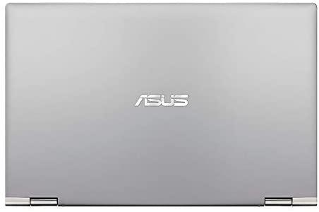 "2021 ASUS 14"" FHD Touchscreen Laptop Computer, AMD Ryzen 5-3500U CPU, 8GB RAM, 256GB SSD, Backlit Keyboard, HD Webcam, HD Audio, AMD Radeon Vega 8 Graphics, Win 10, Silver, 32GB SnowBell USB Card 9"