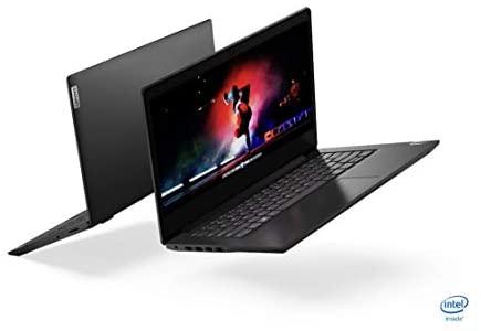 Lenovo Ideapad 3 81WA00B1US Intel Pentium Gold 6405U Dual Core Processor 4GB RAM 128GB Solid State Drive HD LED Backlit Anti-Glare Display 3