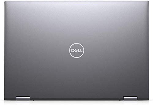 "2021 Dell Inspiron 14 5000 2-in-1 Convertible Laptop Computer, 14"" FHD Touchscreen, 11th Gen Intel 4-Core i7-1165G7, 12GB DDR4 RAM, 512GB NVMe M.2 SSD, Windows 10 Pro, Wi-Fi 6, Webcam, USB-C, HDMI 4"