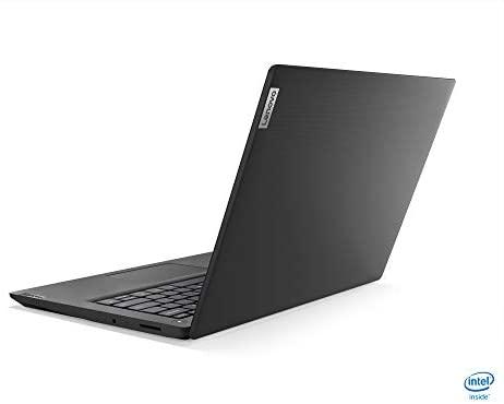 """2021 Newest Lenovo Ideapad 3 Premium Laptop, 14"""" HD Display, Intel Pentium Gold 6405U 2.4 GHz, 8GB DDR4 RAM, 128GB NVMe M.2 SSD, Bluetooth 5.0, Webcam, WiFi, HDMI, Windows 10 S, Black + Oydisen Cloth 4"""