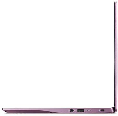 "Acer Swift 3 Thin & Light Laptop, 14"" Full HD IPS, AMD Ryzen 7 4700U Octa-Core Processor with Radeon Graphics, 16GB LPDDR4X, 512GB NVMe SSD, WiFi 6, Backlit KB, Fingerprint Reader, SF314-42-R3U5 14"