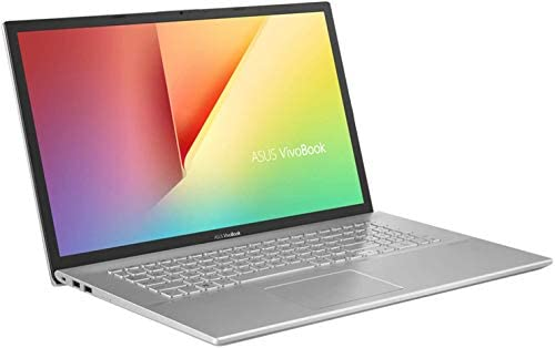 "2021 Newest ASUS VivoBook 17.3"" Thin and Light Laptop, FHD Display, Ryzen 3 3250U(Up to 3.5GHz, Beat i5-7200U) , 8GB RAM, 256GB SSD, Webcam, HDMI, USB-C, AMD Radeon Vega 3 Graphics, Win 10+AllyFlex MP 3"