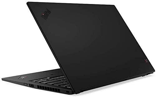 """Lenovo ThinkPad X1 Carbon 20QES8X600, 14"""" Full HD Laptop, i5-8265U, 8GB Ram, 512GB SSD, Win 10 Pro, Black 5"""