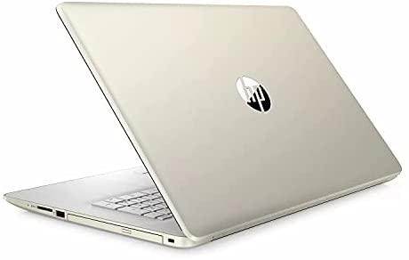 "2021 Flagship HP 17 Enterprise Laptop computer Pc 17.3"" HD+ Touchscreen tenth Gen Intel 4-Core i5-1035G1 (Beats i7-8665U) 8GB RAM 256GB SSD Intel UHD Graphics DVD-RW Win10 Gold + iCarp HDMI Cable 4"