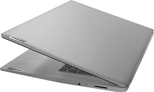 """Lenovo - IdeaPad 3 17"""" Laptop - AMD Ryzen 7 3700U - AMD Radeon Vega 10 - Platinum Grey12GB DDR4 RAM, 128GB PCIE SSD, 1TB HDD, Bundle with Woov Accessories - Windows 10 Home 6"""