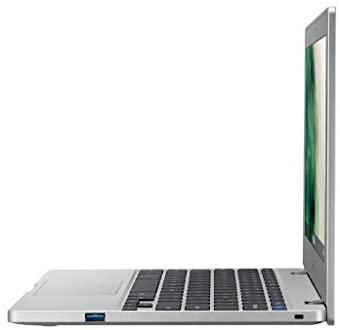 """SAMSUNG XE310XBA-K02US Chromebook 4 Chrome OS 11.6"""" HD Intel Celeron Processor N4000 4GB RAM 64GB eMMC Gigabit Wi-Fi 5"""
