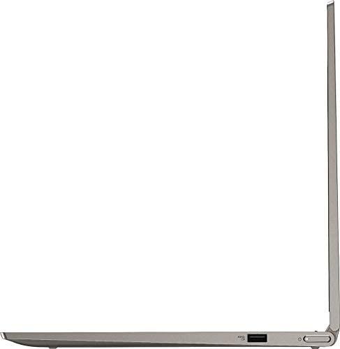 "2020 Lenovo Yoga C740 14"" FHD IPS Touchscreen Premium 2-in-1 Laptop, 10th Gen Intel Quad Core i5-10210U, 8GB RAM, 256GB PCIe SSD, Backlit Keyboard, Fingerprint Reader, Windows 10, Aluminum Chassis 5"