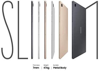 "Samsung Galaxy Tab A7 10.4"" 64GB with Wi-Fi + 64GB microSD Memory Card (Gray) (Renewed) 7"