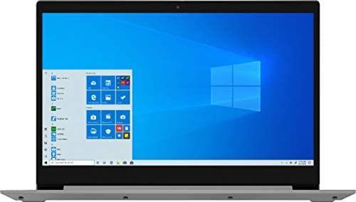 """Lenovo - IdeaPad 3 17"""" Laptop - AMD Ryzen 7 3700U - AMD Radeon Vega 10 - Platinum Grey12GB DDR4 RAM, 128GB PCIE SSD, 1TB HDD, Bundle with Woov Accessories - Windows 10 Home 3"""