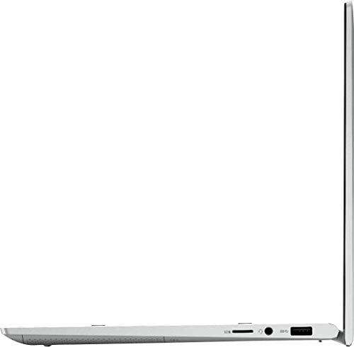 "2021 Dell Inspiron 13 7000 2-in-1 13.3"" Full HD 1080p Touchscreen Laptop, Intel Core i5-10210U Quad-Core Processor, 8GB RAM, 512GB SSD + 32GB Optane, Backlit Keyboard, Windows 10, Silver 6"