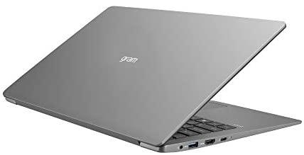 LG gram Laptop 15.6Inch IPS Touchscreen, Intel 10th Gen Core i71065G7 CPU, 8GB RAM, 256GB M.2 NVMe SSD, 17 Hours Battery, Thunderbolt 3 15Z90NR.AAS7U1 2020 10