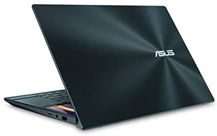 "ASUS ZenBook Duo UX481 14"" FHD NanoEdge Bezel Touch Display, Intel Core i7-10510U CPU, 8GB RAM, 512GB PCIe SSD, Innovative ScreenPad Plus, Windows 10 Home, Celestial Blue, UX481FA-DB71T 11"