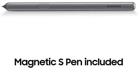 "Samsung Galaxy Tab S6- 10.5"" 128GB, Wifi Tablet - SM-T860NZAAXAR, Mountain Gray 8"