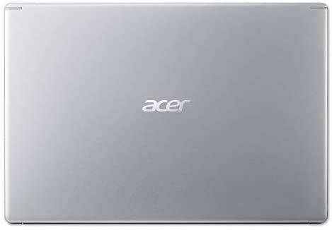 "Acer Aspire 5 A515-55-378V, 15.6"" Full HD Display, 10th Gen Intel Core i3-1005G1 Processor (Up to 3.4GHz), 4GB DDR4, 128GB NVMe SSD, WiFi 6, HD Webcam, Backlit Keyboard, Windows 10 in S Mode 13"