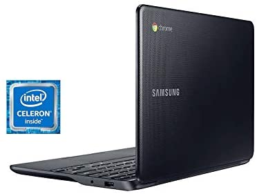 """2020 Samsung Chromebook 11.6"""" Laptop Computer for Business Student, Intel Celeron N3060, 4GB RAM, 32GB Storage, up to 11 Hours Battery Life, 802.11ac WiFi, Chrome OS w/ HESVAP 3in1 Bundle 3"""