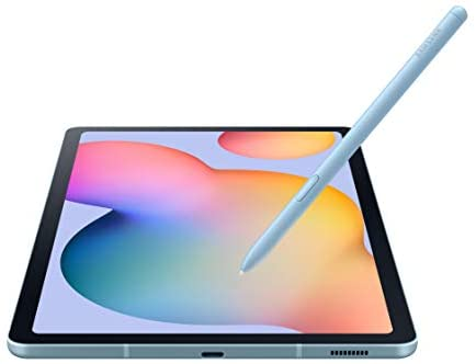"Samsung Galaxy Tab S6 Lite 10.4"", 64GB WiFi Tablet Angora Blue - SM-P610NZBAXAR - S Pen Included 2"