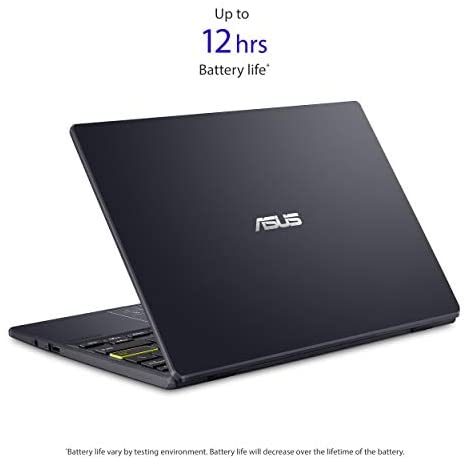 """ASUS Laptop L210 Ultra Thin Laptop, 11.6"""" HD Display, Intel Celeron N4020 Processor, 4GB RAM, 64GB Storage, NumberPad, Windows 10 Home in S Mode with One Year of Microsoft 365 Personal, L210MA-DB01 7"""