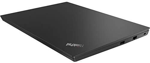 "2020 Lenovo ThinkPad E14 14"" FHD 1080p IPS Business Laptop (Intel 4-Core i5-10210U(Beat i7-8550u), 8GB DDR4 RAM, 256GB SSD PCIe M.2 SSD) Type-C, Webcam, Fingerprint, Windows 10 Pro + IST HDMI Cable 6"