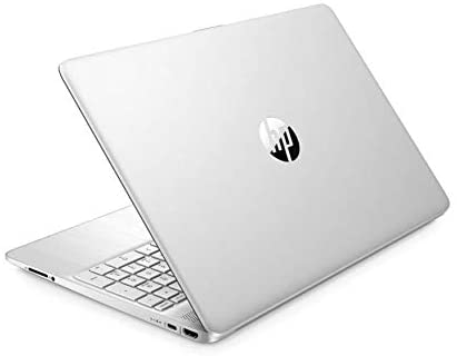 HP Premium 15-Inch HD 256GB SSD 2.4GHz AMD Athlon Gold Processor Non Touch Laptop (4GB RAM, AMD Radeon Graphics, Webcam, USB-C, HDMI, SD Card Reader, Windows 10 Home S) Natural Silver, 15-ef1040nr 3