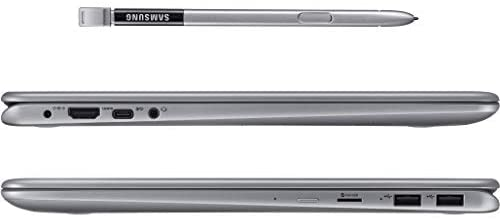 "Samsung Notebook 9 Pro 15"" FHD Touchscreen 2-in-1 Laptop Computer, Intel Quad-Core i7-8550U Up to 4.0GHz, 16GB DDR4 RAM, 1TB SSD, AMD Radeon 540 2GB, 802.11AC WiFi, Windows 10, iPuzzle Type-C HUB 7"