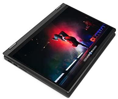 "Lenovo Flex 5 14 14.0"" Laptop, 14.0"" FHD (1920 x 1080) Touch Display, AMD Ryzen 5 5500U Processor, 16GB DDR4 RAM, 256GB NVMe SSD Storage, AMD Radeon Graphics, Windows 10H, 82HU0036US, Graphite Grey 11"