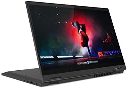 "Lenovo Flex 5 14 14.0"" Laptop, 14.0"" FHD (1920 x 1080) Touch Display, AMD Ryzen 5 5500U Processor, 16GB DDR4 RAM, 256GB NVMe SSD Storage, AMD Radeon Graphics, Windows 10H, 82HU0036US, Graphite Grey 2"