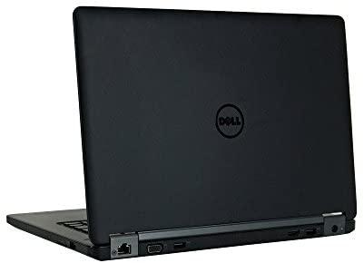 Dell Latitude E5450 14 inches HD Laptop, Core i3-4030U 1.9GHz, 8GB, 256GB Solid State Drive, Windows 10 Pro 64Bit, (Renewed) 3