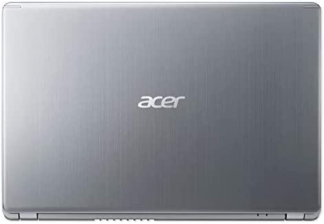 Acer Aspire 5 Slim Laptop, 15.6 inches Full HD IPS Display, AMD Ryzen 3 3200U, Vega 3 Graphics, 4GB DDR4, 128GB SSD, Backlit Keyboard, Windows 10 in S Mode, A515-43-R19L, Silver 12