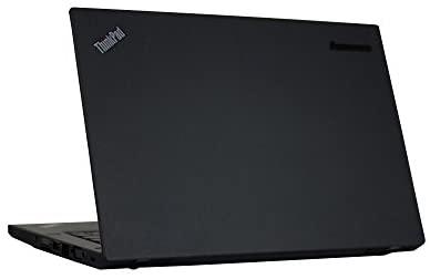 Lenovo ThinkPad T450 14in Laptop computer, Core i5-5300U 2.3GHz, 8GB Ram, 500GB SSD, Home windows 10 Professional 64bit, Webcam (Renewed) 3