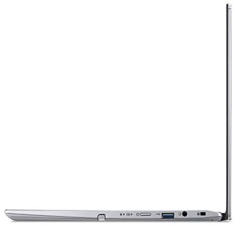"""Acer Spin 3 Convertible Laptop, 14"""" Full HD IPS Touch, 10th Gen Intel Core i5-1035G4, 8GB LPDDR4, 512GB NVMe SSD, WiFi 6, Backlit KB, Fingerprint Reader, Rechargeable Active Stylus, SP314-54N-50W3 15"""