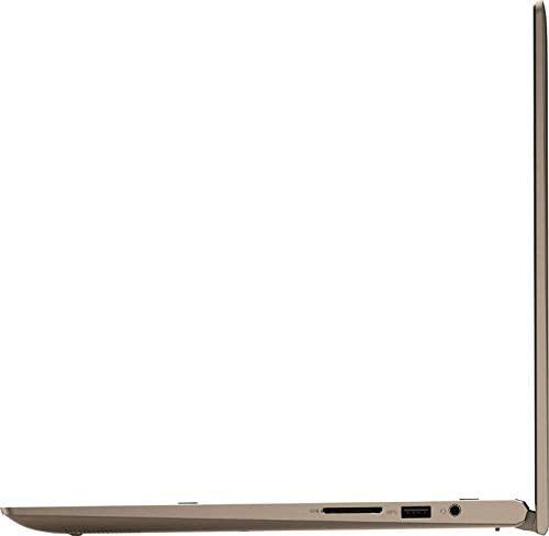 """Dell Inspiron 7000 14"""" FHD 2-in-1 Touchscreen Laptop   AMD Ryzen 7 4700U   16GB RAM   512GB SSD   Backlit Keyboard   Pen  Windows 10 Home   Sandstorm 6"""