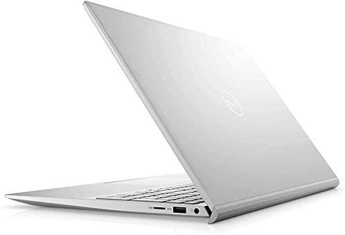 "2021 Latest Flagship Dell Inspiron 5000 Series 5502 15.6"" FHD Laptop 11th Gen Intel Quad-Core i7-1165G7 16GB RAM 512GB SSD Backlit Keyboard FP Reader Webcam USB-C Windows 10 Silver, LPT Cloth 5"