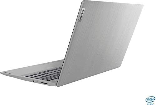 "Lenovo - IdeaPad 3 15"" Laptop - Intel Core i3-1005G1-8GB Memory - 256GB SSD - Platinum Grey - 81WE011UUS 5"