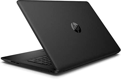 "2020 HP 17.3"" HD+ Premium Laptop Computer, AMD Ryzen 5 3500U Quad-Core Up to 3.7GHz, 12GB DDR4 RAM, 256GB SSD, DVDRW, AMD Radeon Vega 8, 802.11ac WiFi, Bluetooth 4.2, USB 3.1, HDMI, Black, Windows 10 4"