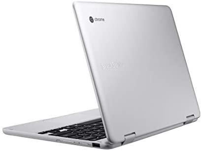 "Samsung Chromebook Plus V2, 2-in-1, 4GB RAM, 32GB eMMC, 13MP Camera, Chrome OS, 12.2"", 16:10 Aspect Ratio, Light Titan (XE520QAB-K01US) 7"